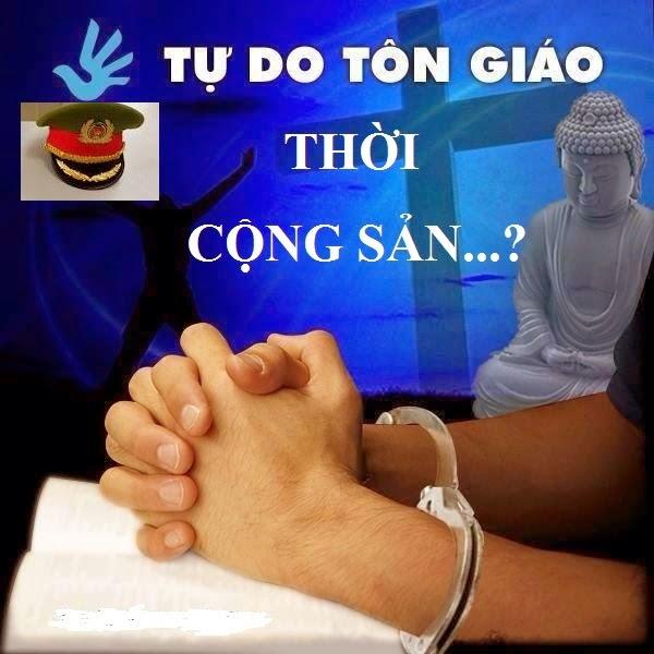 Image result for đàn áp tôn giáo tại Việt Nam